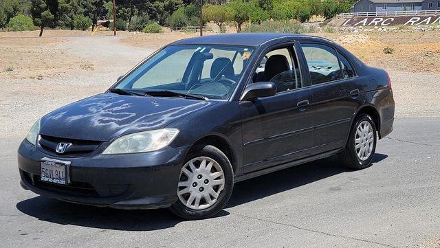 2004 Honda Civic LX Santa Clarita, CA 1