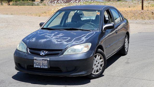 2004 Honda Civic LX Santa Clarita, CA 4