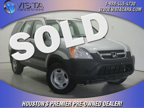 2004 Honda CR-V LX in Houston, Texas