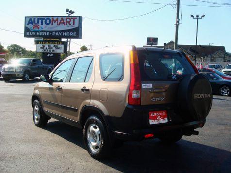 2004 Honda CR-V LX   Nashville, Tennessee   Auto Mart Used Cars Inc. in Nashville, Tennessee