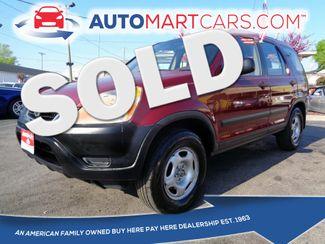 2004 Honda CR-V LX | Nashville, Tennessee | Auto Mart Used Cars Inc. in Nashville Tennessee
