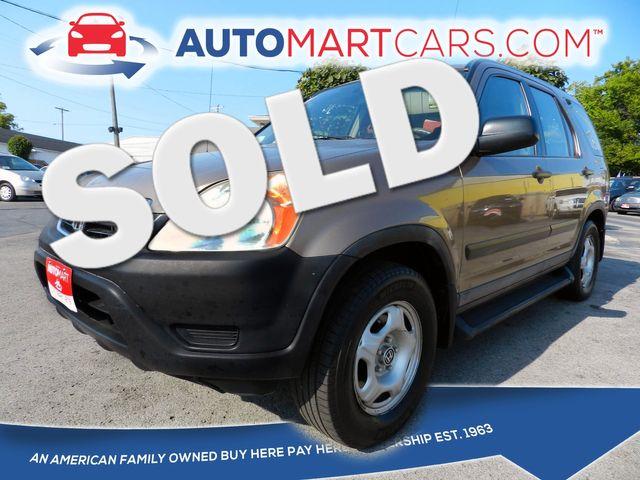 2004 Honda CR-V LX in Nashville, Tennessee 37211