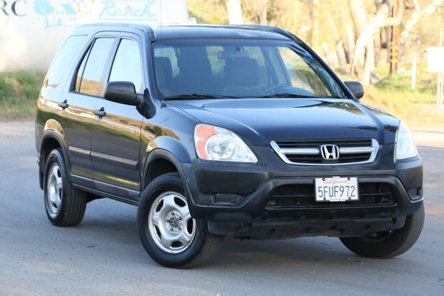 2004 Honda CR-V LX Santa Clarita, CA 3