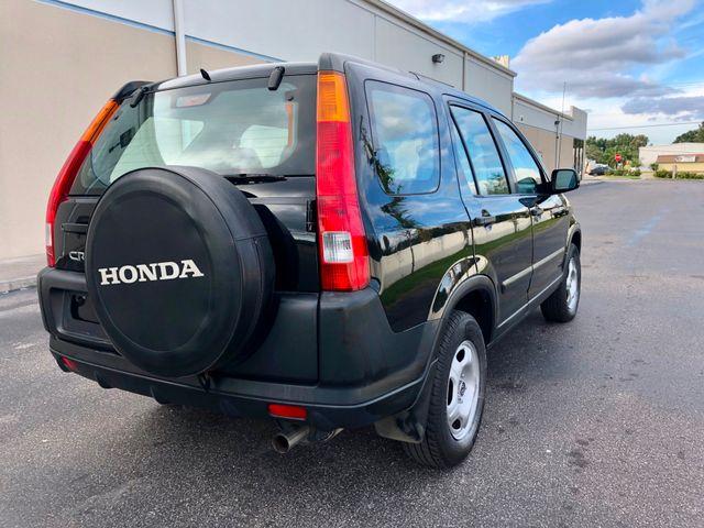 2004 Honda CR-V LX Tampa, Florida 4