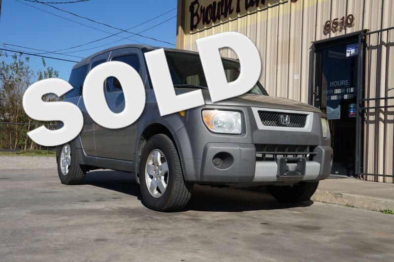 2004 Honda Element EX   Houston, TX   Brown Family Auto Sales in Houston TX