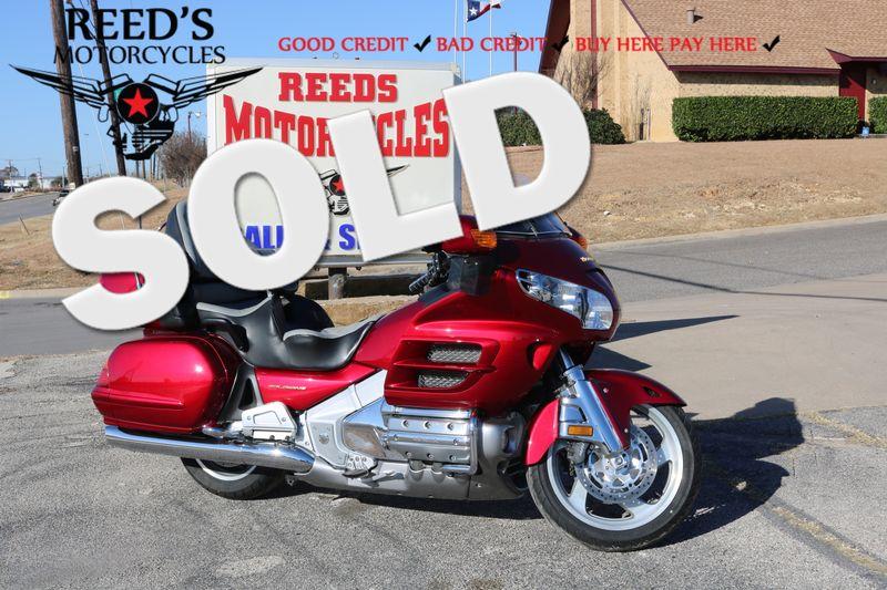 2004 Honda Gold Wing Base | Hurst, Texas | Reed's Motorcycles in Hurst Texas