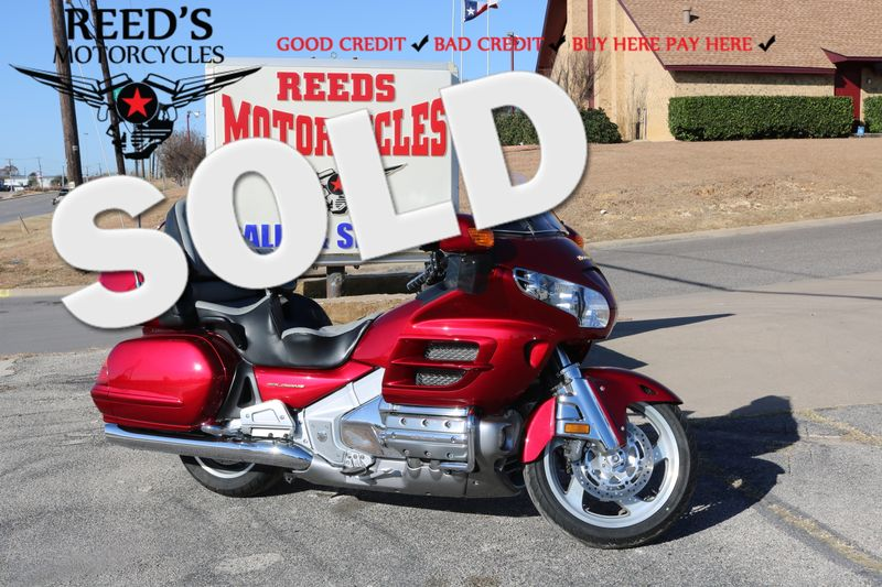 Buy Here Pay Here Motorcycles >> 2004 Honda Gold Wing Base Hurst Texas Reed S Motorcycles