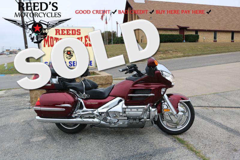2004 Honda Goldwing GL18004   Hurst, Texas   Reed's Motorcycles in Hurst Texas