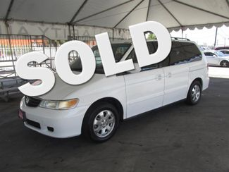 2004 Honda Odyssey EX Gardena, California