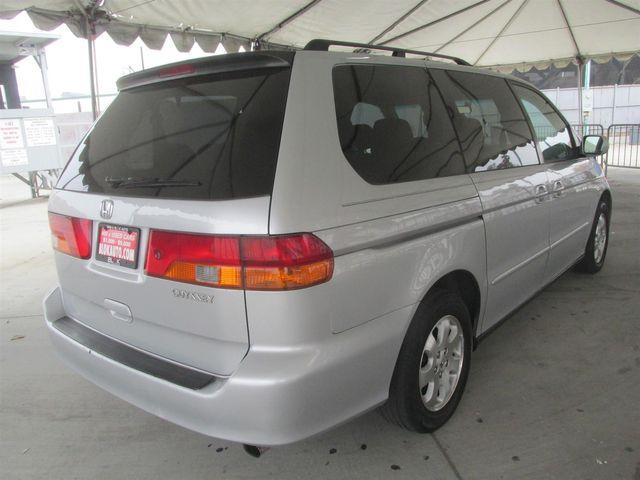 2004 Honda Odyssey EX Gardena, California 2