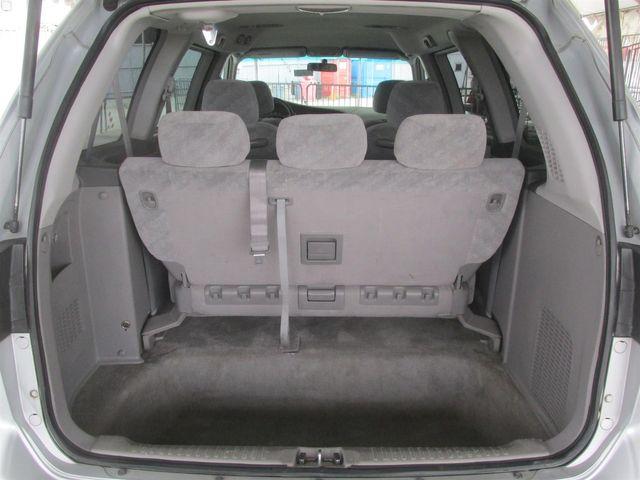 2004 Honda Odyssey EX Gardena, California 10