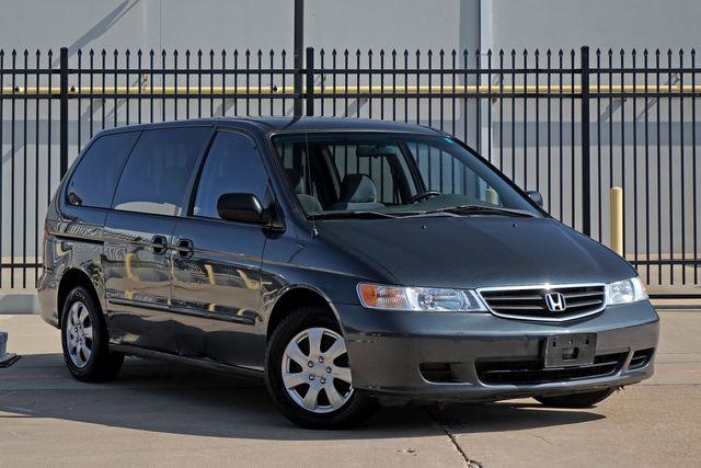 2004 Honda Odyssey LX * Cold A/C * DVD * Quads * 2-Owner * 152k Miles