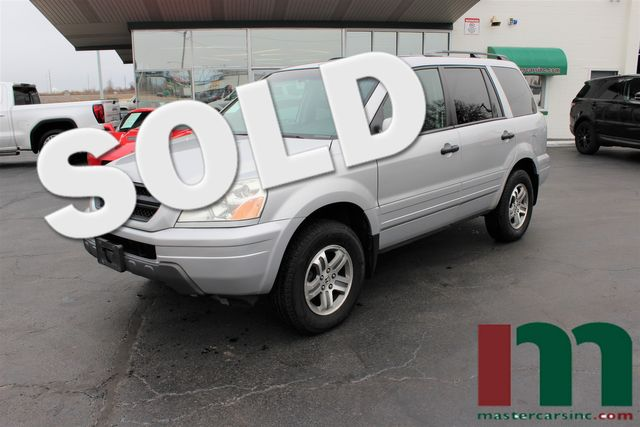 2004 Honda Pilot EX-L | Granite City, Illinois | MasterCars Company Inc. in Granite City Illinois