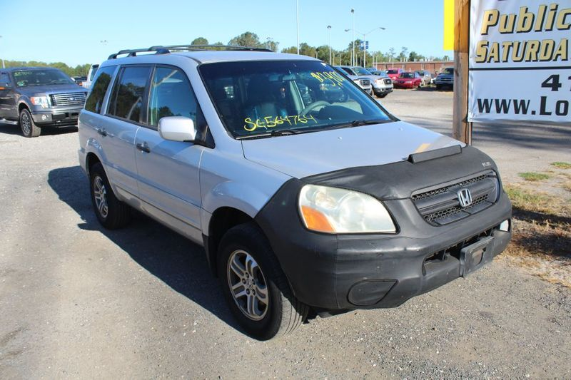 2004 Honda Pilot EX  city MD  South County Public Auto Auction  in Harwood, MD