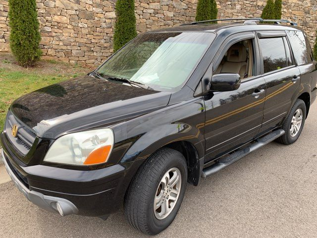 2004 Honda-3 Owner-3rd Row-52 Service Records! Pilot-BUY HERE PAY HERE EX-L-SHOWROOM CONDITION