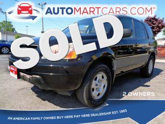 2004 Honda Pilot LX | Nashville, Tennessee | Auto Mart Used Cars Inc. in Nashville Tennessee