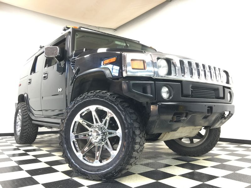 2004 Hummer H2 *Lifted H2 Hummer*Meaty Tires*Must See!*   The Auto Cave in Addison