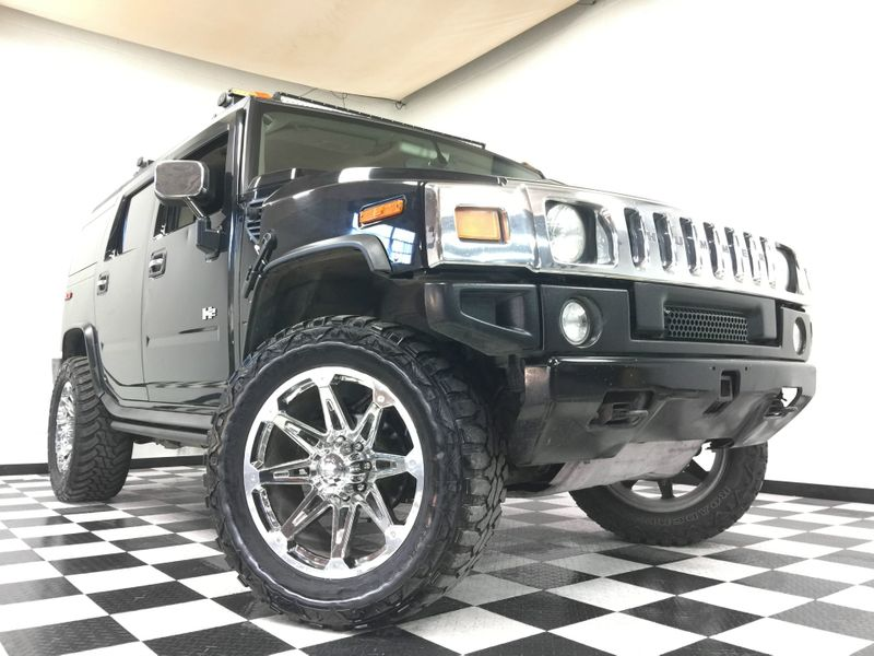 2004 Hummer H2 *Lifted H2 Hummer*Meaty Tires*Must See!* | The Auto Cave in Addison