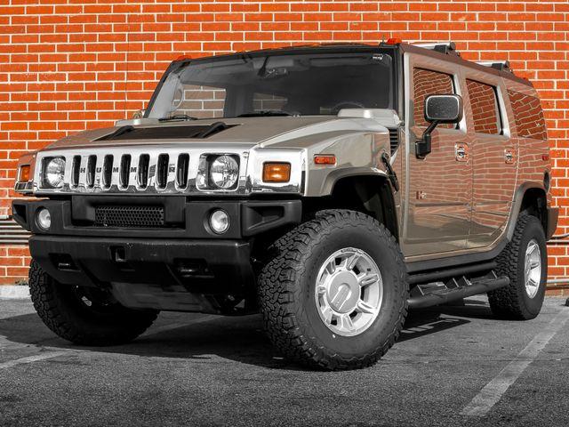 2004 Hummer H2 Burbank, CA 0