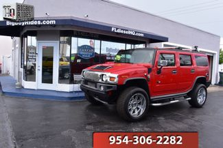 2004 Hummer H2 in FORT LAUDERDALE FL, 33309
