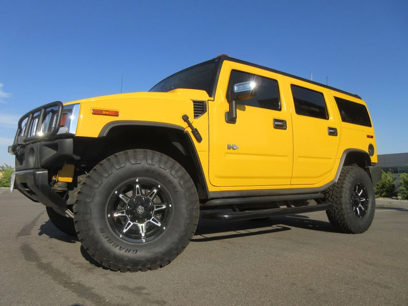 2004 Hummer H2 AWD  Fultons Used Cars Inc  in , Colorado