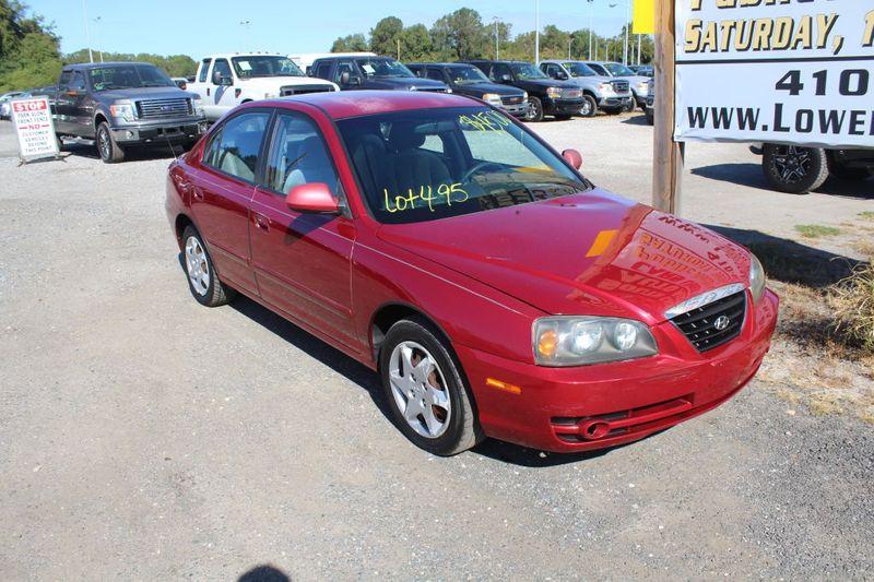 2004 Hyundai Elantra GLS  city MD  South County Public Auto Auction  in Harwood, MD
