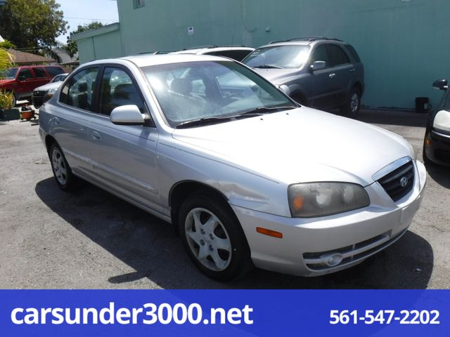 2004 Hyundai Elantra GLS Lake Worth , Florida