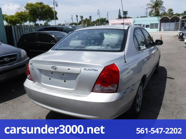 2004 Hyundai Elantra GLS Lake Worth , Florida 1