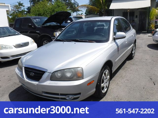 2004 Hyundai Elantra GLS Lake Worth , Florida 2