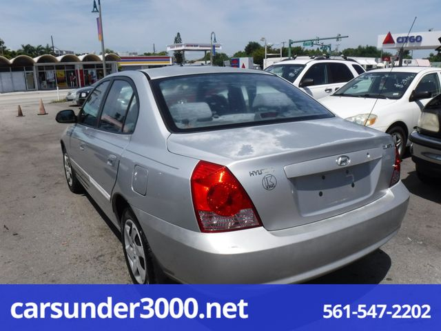 2004 Hyundai Elantra GLS Lake Worth , Florida 3