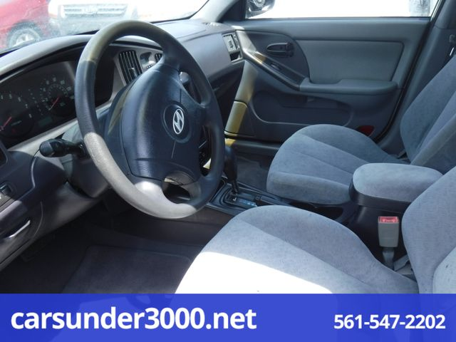2004 Hyundai Elantra GLS Lake Worth , Florida 4