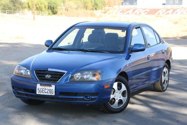 2004 Hyundai Elantra GLS Santa Clarita, CA 4