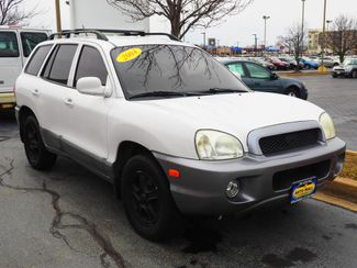 2004 Hyundai Santa Fe GLS | Champaign, Illinois | The Auto Mall of Champaign in Champaign Illinois