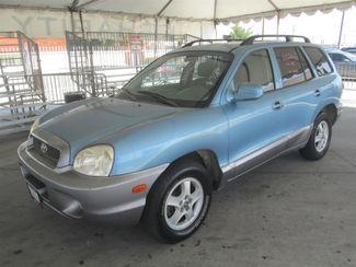 2004 Hyundai Santa Fe GLS Gardena, California