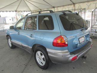 2004 Hyundai Santa Fe GLS Gardena, California 1