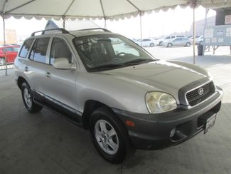 2004 Hyundai Santa Fe GLS Gardena, California 3
