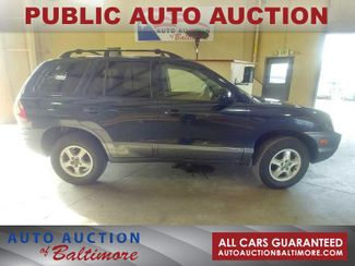 2004 Hyundai Santa Fe  | JOPPA, MD | Auto Auction of Baltimore  in Joppa MD