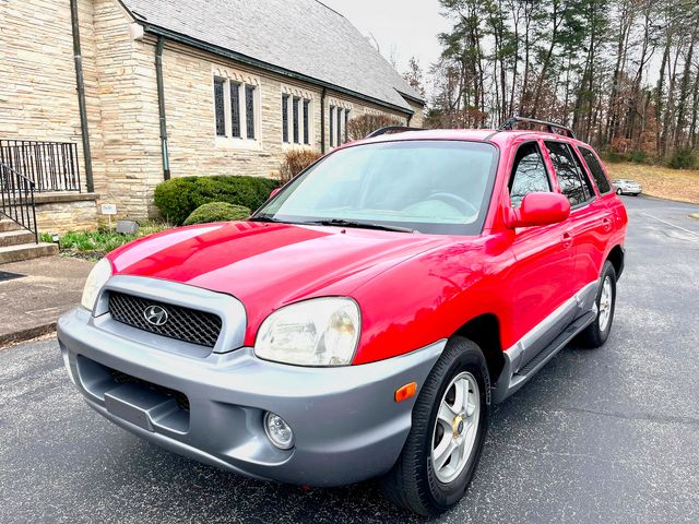 2004 Hyundai Santa Fe GLS in Knoxville, Tennessee 37920