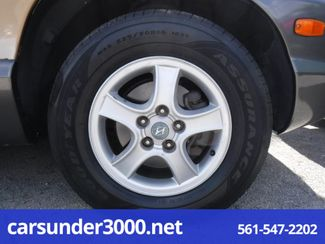 2004 Hyundai Santa Fe LX Lake Worth , Florida 8