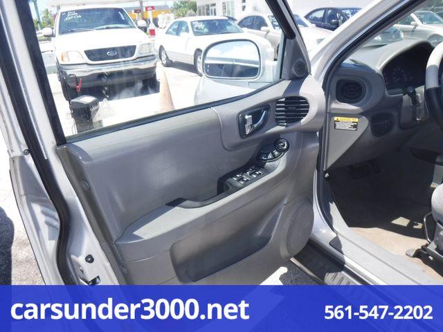 2004 Hyundai Santa Fe GLS Lake Worth , Florida 7