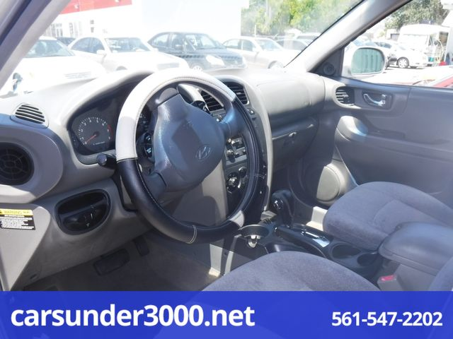 2004 Hyundai Santa Fe GLS Lake Worth , Florida 10