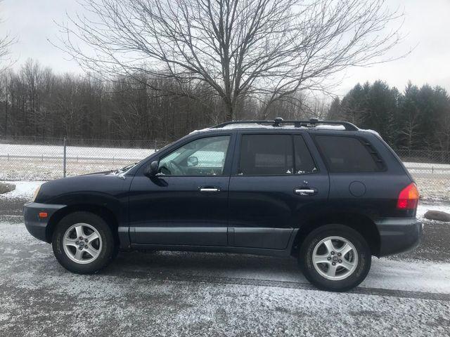 2004 Hyundai Santa Fe LX Ravenna, Ohio 1