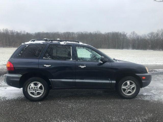 2004 Hyundai Santa Fe LX Ravenna, Ohio 4