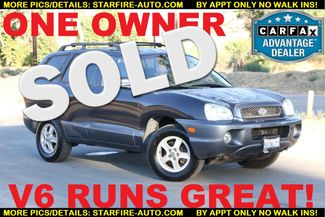 2004 Hyundai Santa Fe GLS Santa Clarita, CA