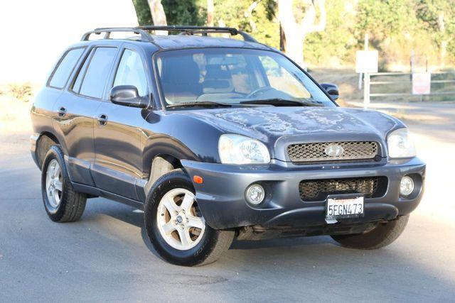 2004 Hyundai Santa Fe GLS Santa Clarita, CA 3