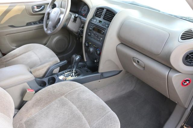 2004 Hyundai Santa Fe GLS Santa Clarita, CA 9