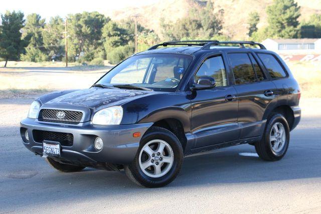 2004 Hyundai Santa Fe GLS Santa Clarita, CA 1