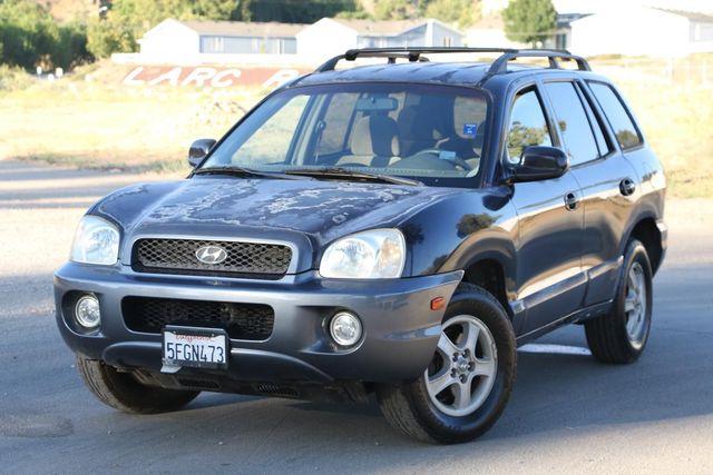 2004 Hyundai Santa Fe GLS Santa Clarita, CA 4