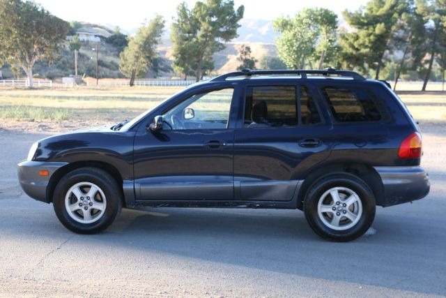 2004 Hyundai Santa Fe GLS Santa Clarita, CA 11