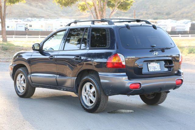 2004 Hyundai Santa Fe GLS Santa Clarita, CA 5